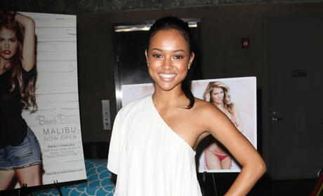 Karrueche Tran: Dating Chris Brown, Thankfully Not Pregnant By Singer