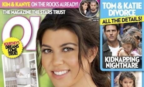 Kim Kardashian Loves Her Niece!!!