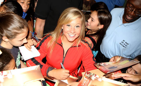 Shawn Johnson, Former Dancing with the Stars Champion, Retires from Gymnastics