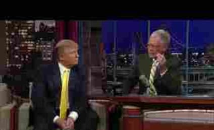David Letterman Weighs in on Gay Marriage