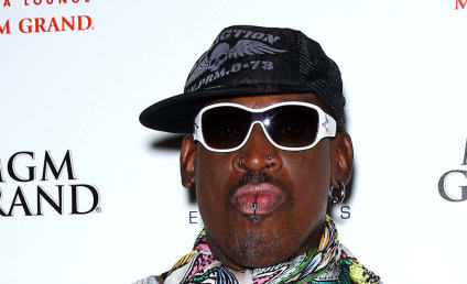 Dennis Rodman Sentenced to Probation, Community Service; Must Pay Even More Child Support