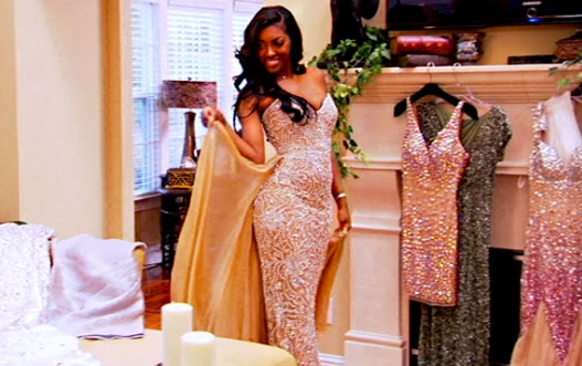 Porsha's Party Dress