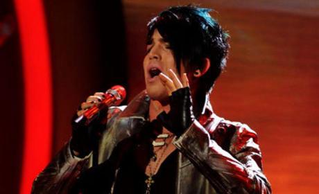 Adam Lambert Live
