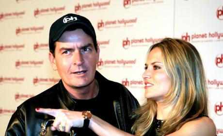 Charlie Sheen and Brooke Mueller Legally Brawl Over Custody, Child Support Payments