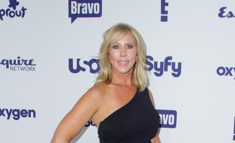 Vicki Gunvalson Upfront Celebration