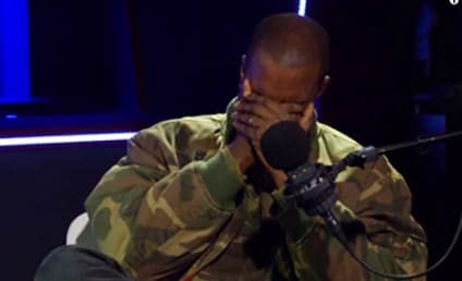 Kanye West Breaks Down Over Friend's Death: Watch the Interview