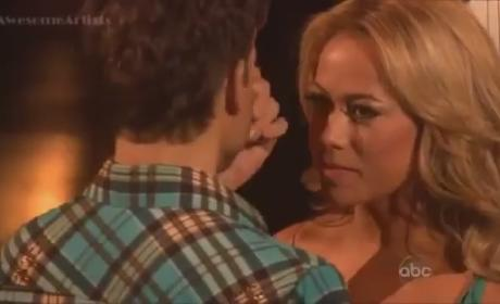 Sabrina Bryan Reacts to Dancing with the Stars Shocker