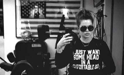 "Khloe Kardashian Just Wants ""Some Head,"" Rocks Hilarious Shirt on Instagram"