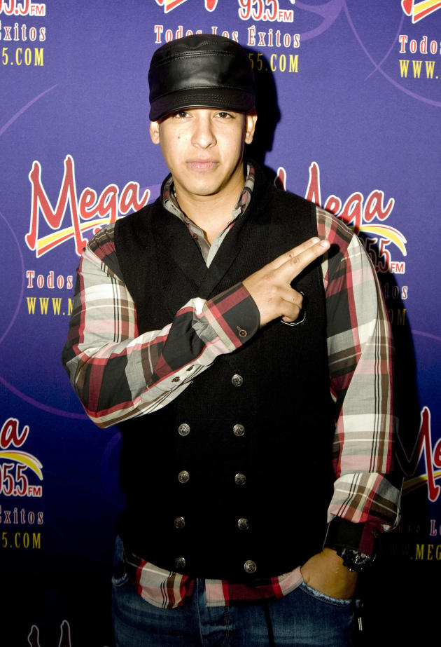 Daddy Yankee Pic