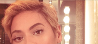 Do you like Beyonce with short hair?