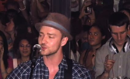 Justin Timberlake Throws Free, Impromptu, Star-Studded Concert in NYC