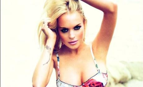 Lindsay Lohan Bikini Photo: Photoshopped or Naturally Hot?