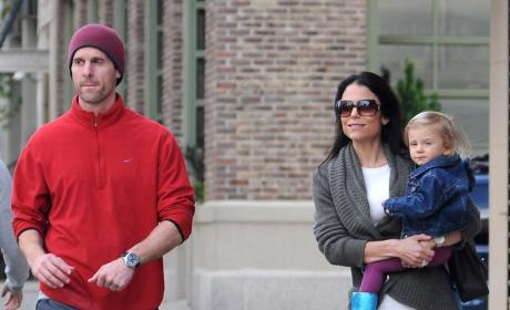 Bethenny Frankel and Jason Hoppy: Not Happy Together