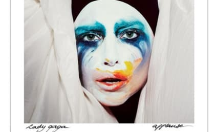 "Lady Gaga ""Applause"" Cover: Revealed, Artsy"