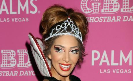 Farrah Abraham Fights With Yet Another Celeb, Remains Horrible