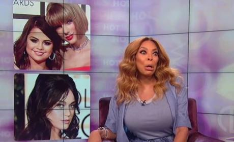 Wendy Williams Keeps Sucking