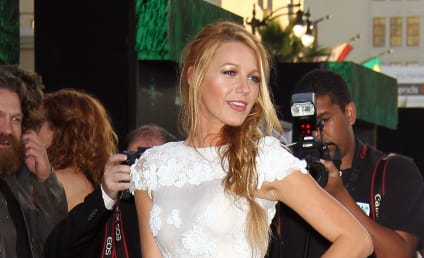 Leonardo DiCaprio and Blake Lively: Going Strong!