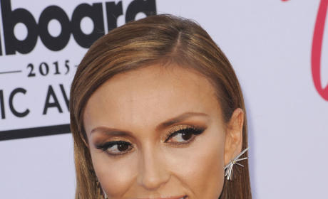 Giuliana Rancic in Vegas