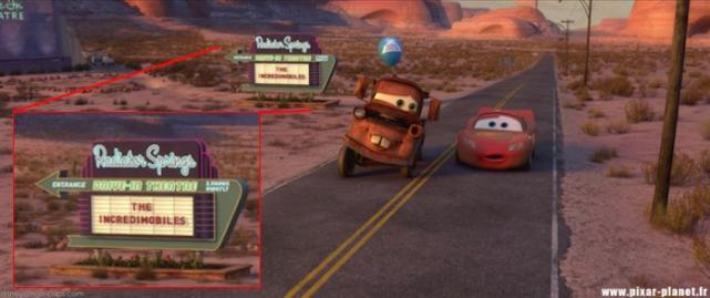 Cars / The Incredibles