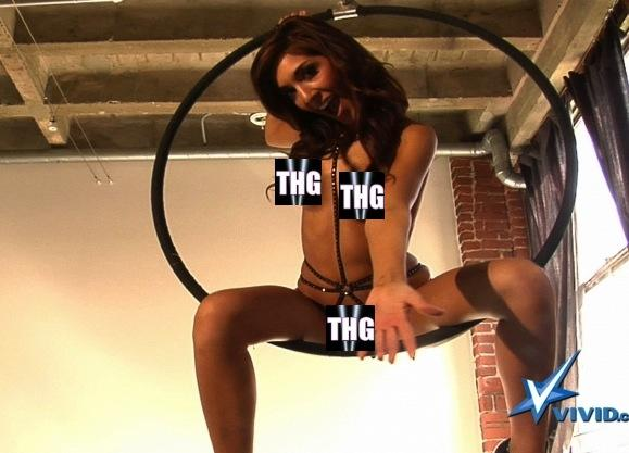 Farrah Abraham Nude Swing Action