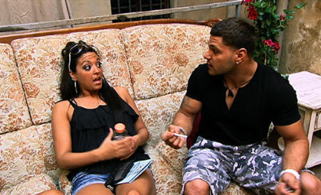 Ronnie Ortiz-Magro and Sammi Giancola: It's Over! For Good!