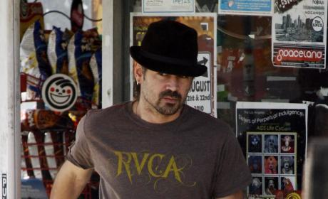Colin Farrell Speaks Out Against Homophobia, Bullying