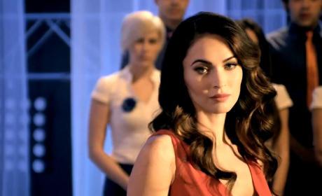 Megan Fox in a Commercial
