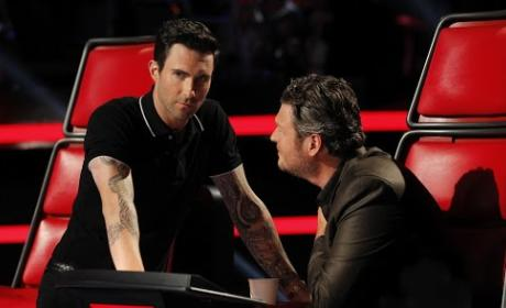 Which Top 6 performance did you like best on The Voice?