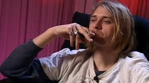 Kurt Cobain Interview Photo
