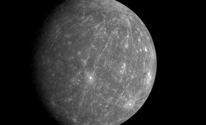 Water on Mercury Found, NASA Announces