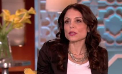 Bethenny Frankel Talk Show Clip: No Divorce Here!