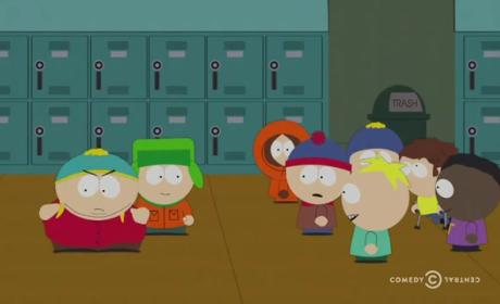 South Park on Deflategate