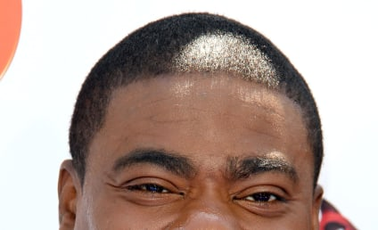 Tracy Morgan Busted For DWI Once Again
