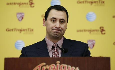 Steve Sarkisian: USC Football Coach FIRED While in Rehab!