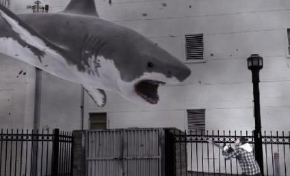 Sharknado Trailer: Extended, Because You Need Even More Sharknado!