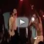 Justin Bieber Smokes Pot on Stage: WATCH!