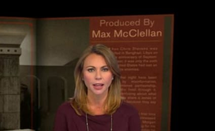 Lara Logan Hospitalized For Internal Bleeding: Report