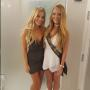 Maci Bookout Friend White Dress Bachelorette Weekend