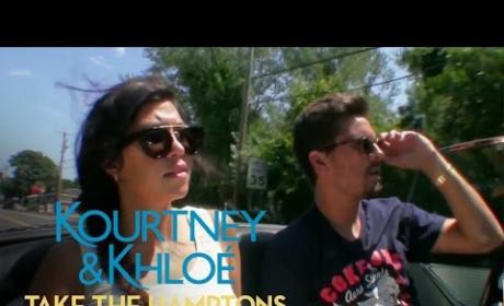 Kourtney & Khloe Take The Hamptons Clip - Memory Lane