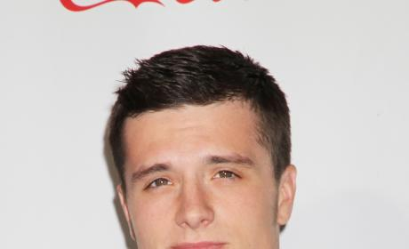 Josh Hutcherson at CineCon