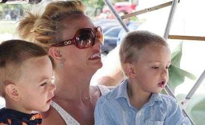 Britney Spears Pictures From Her Louisiana Trip