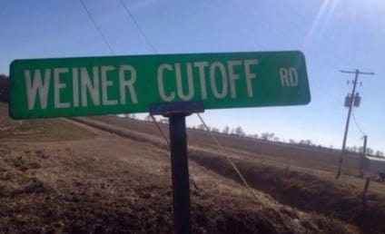 33 Naughty Street Names (No Men Allowed on #10!)