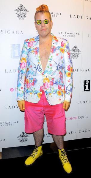 Perez Hilton Fashion