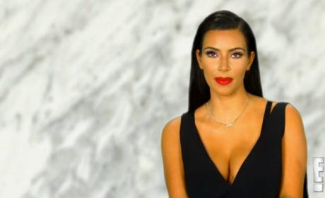Kim Kardashian Talks Second Baby Plans