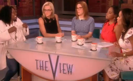 Whoopi Goldberg SLAMS Barbara Walters, S.E. Cupp During Rehearsals For The View