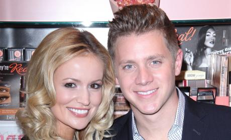 Emily Maynard Takes Jef Holm Back, Reportedly Dumps Him Again