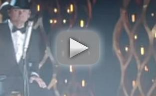 Tim McGraw Oscars Performance