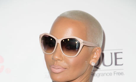 Amber Rose Talks Kim Kardashian Sex Tape: You're No Better Than Me!