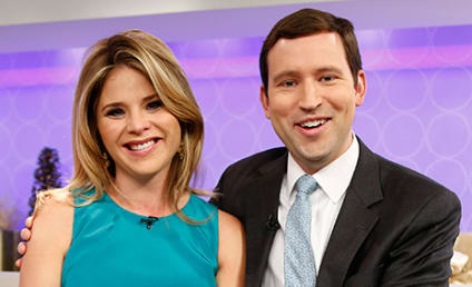 Jenna Bush Hager Gives Birth!