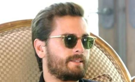 Scott Disick Tearfully Apologizes to Kardashian Clan: WATCH!